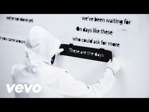 Avicii - The Days ft Robbie Williams