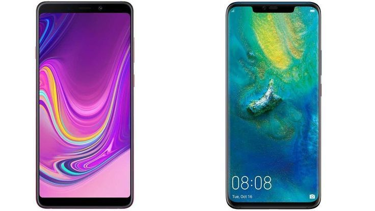 Samsung Galaxy A9 2018 Vs Huawei Mate 20 Pro Updated Subscribe