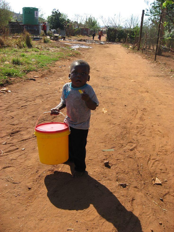 Atteridgeville, near Pretoria, South Africa