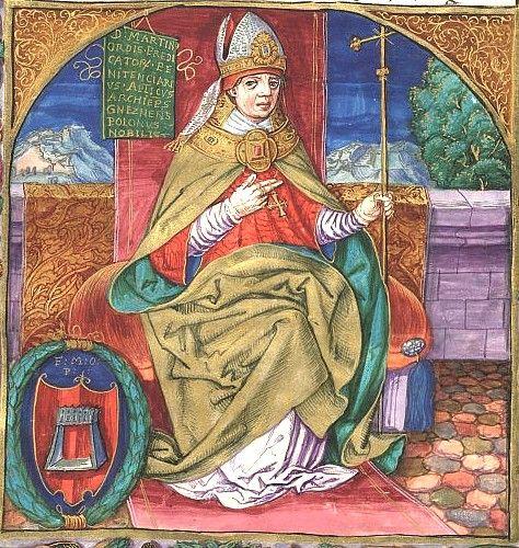 La leyenda de la papisa Juana trata acerca de una mujer que habría ejercido el papado católico romano ocultando su verdadero sexo.