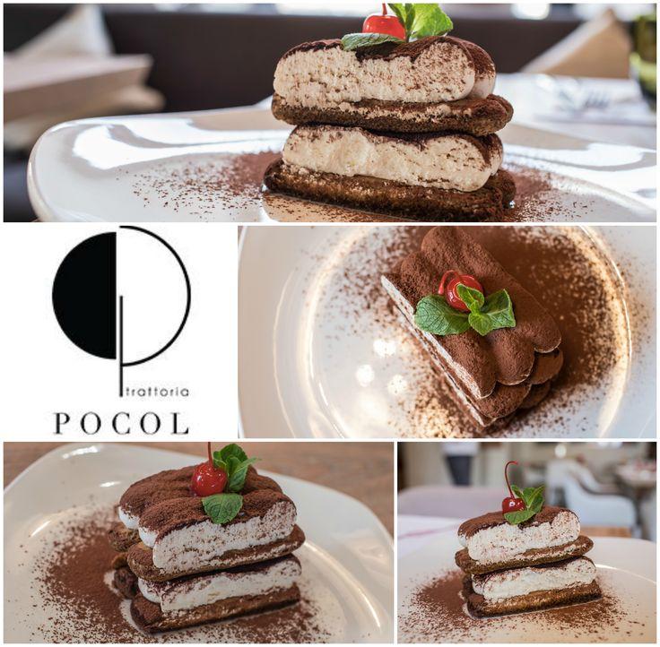 #food #yum #dinner #lunch #fresh #tasty #delish #eating #foodpic #eat #hungry #trattoriapocol #restaurant #italian #desert #coffee #chocolate #delicious
