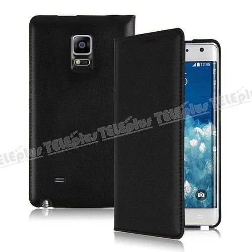 Samsung Galaxy Note Edge Flip Cover Kılıf Siyah -  - Price : TL29.90. Buy now at http://www.teleplus.com.tr/index.php/samsung-galaxy-note-edge-flip-cover-kilif-siyah.html