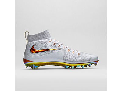 Nike Vapor Untouchable (Super Bowl Edition) Men\u0027s Football Cleat