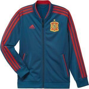 a adidas sudadera entrenamiento futbol nino chaqueta espana 18 pes y