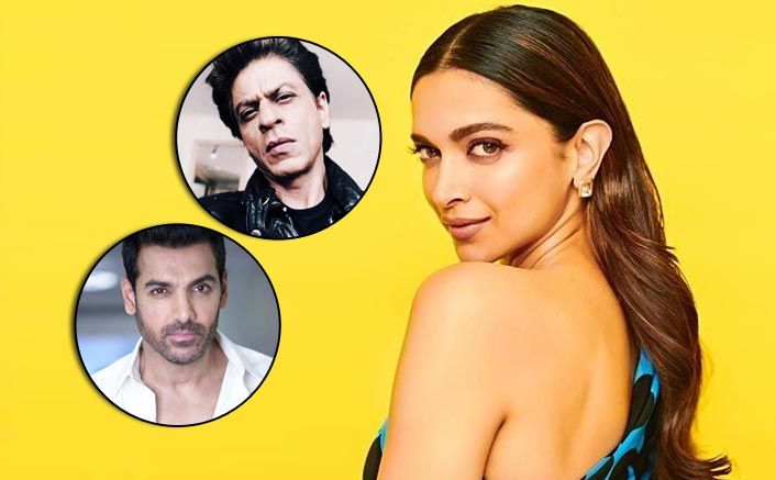 Pathan Deepika Padukone Is Charging A Bomb To Star Alongside Shah Rukh Khan John Abraham Deepika Padukone Yash Raj Films John Abraham