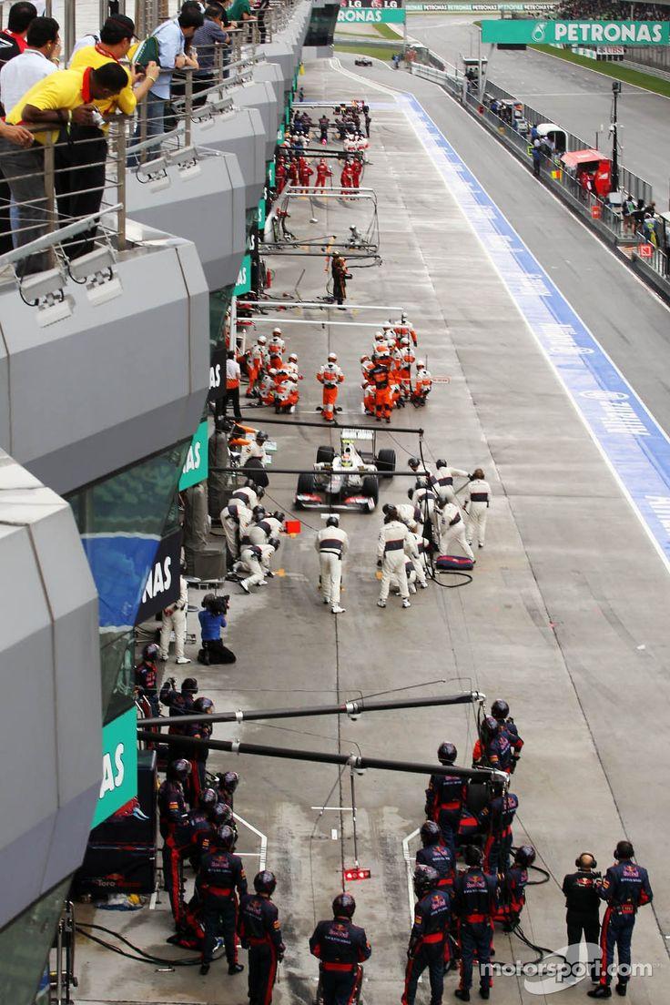 SERGIO PEREZ, SAUBER Malaysia 2012 2012 Formula 1 Malaysian Grand Prix