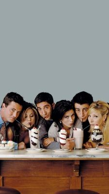 Pin by on Aesthetic Friends series, Friends tv