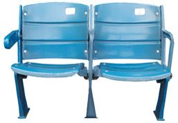 Old Yankee Stadium Seats - something tells me Jamie's not going to let me get these.