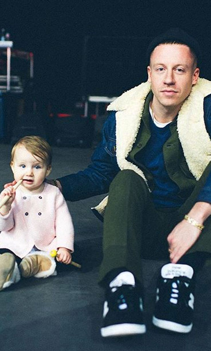 The Absolute Sweetest Photos of Macklemore's Daughter That Will Make You Want to Steal Her