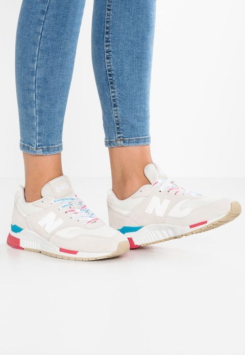 online store b41aa 3c875 WL840 - Sneaker low - white   Zalando.de 🛒   Curated closet   Pinterest    Sneakers, New balance and Shoes