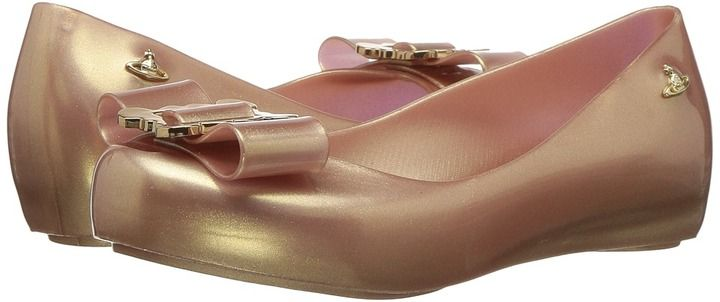 Vivienne Westwood Anglomania + Melissa Ultra Girl II Women's Shoes