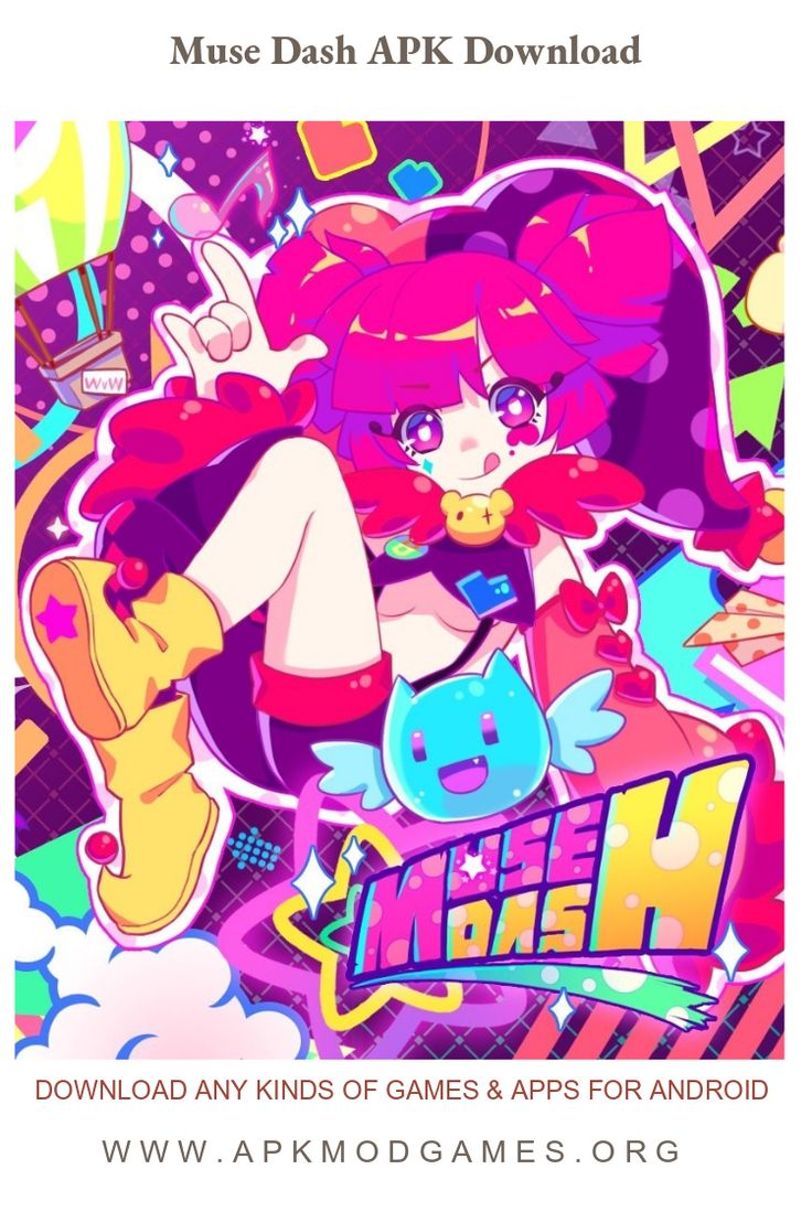 Muse dash apk v115 android game download for free in