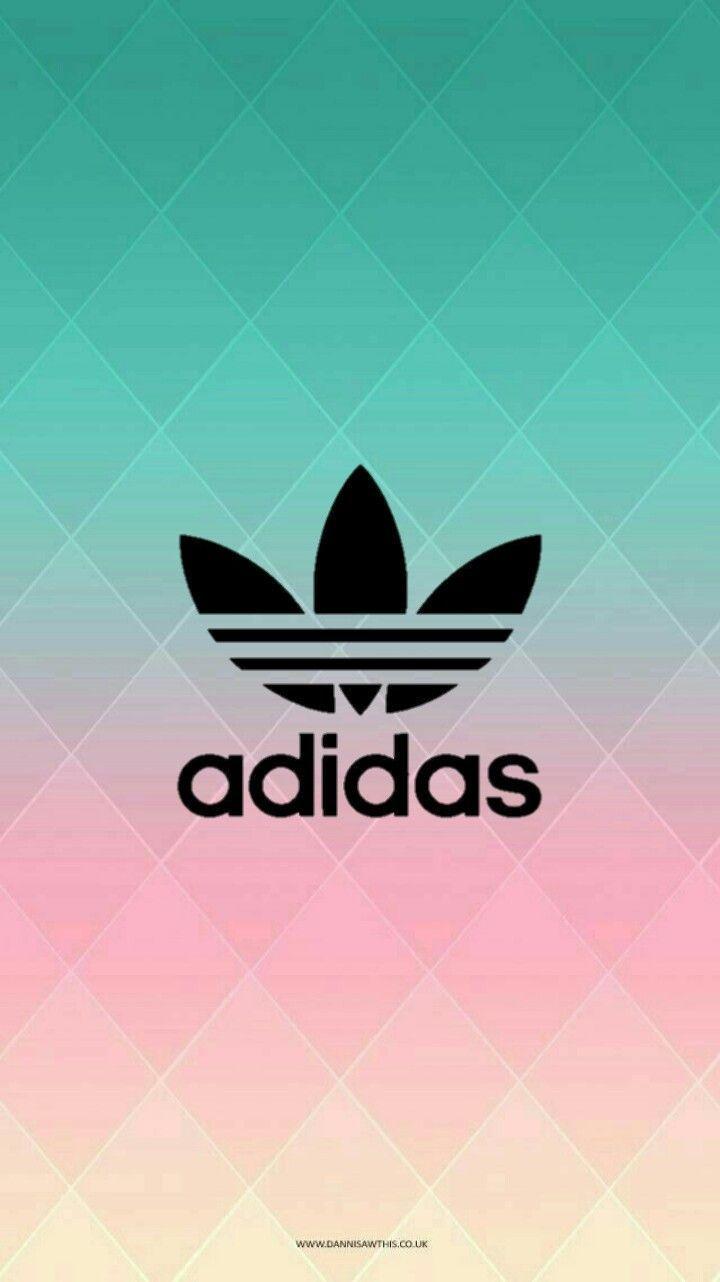 Adidas Wallpaper Iphone Glitterfondos Duvar Kağıtları Nike