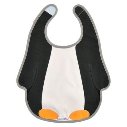 Cute penguin baby bib @ Target