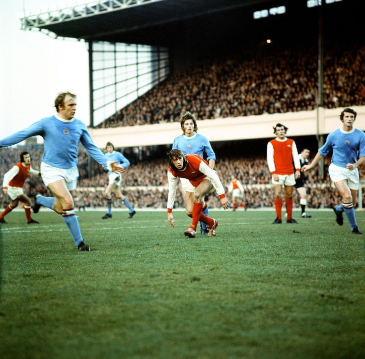 The Way We Were: Maine Road Memories - City away at Arsenal Manchester Evening News