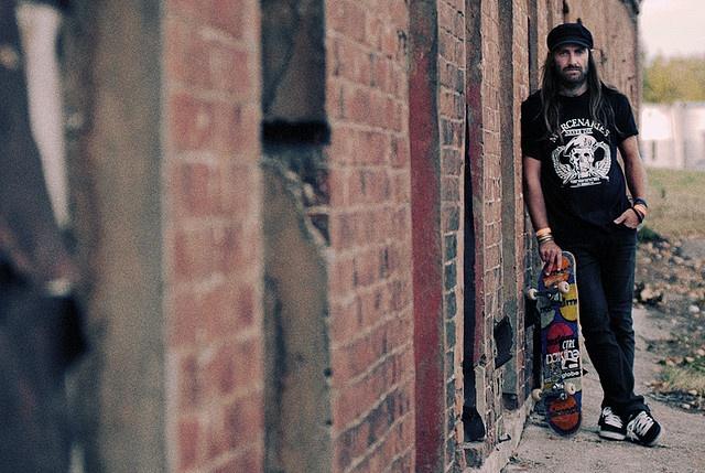 chris Haslam   Dopest Skater