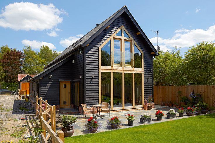 Oak-framed structures | Period Living