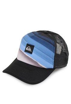 46039be956d24 Pria   Aksesoris   Topi   Caps   Slash Turner M Hats Bla0   Quiksilver