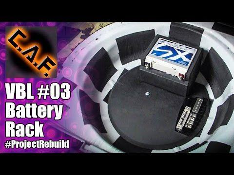 Car Audio Battery Rack - VBL #3 - #ProjectRebuild - CarAudioFabrication - Tronnixx in Stock - http://www.amazon.com/dp/B015MQEF2K - http://audio.tronnixx.com/uncategorized/car-audio-battery-rack-vbl-3-projectrebuild-caraudiofabrication/