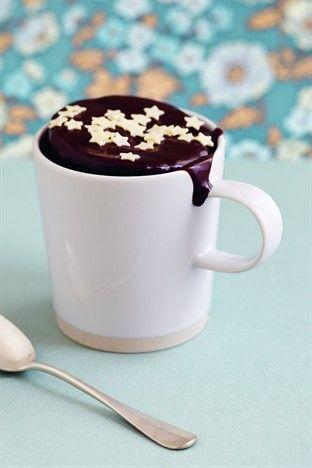 Mug cake des chocovores - Larousse Cuisine