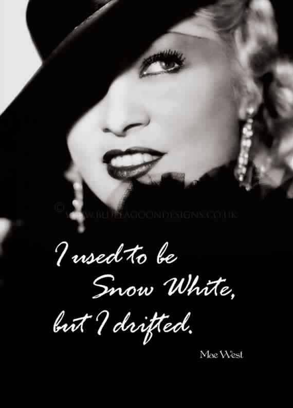 mae west quote - photo #18
