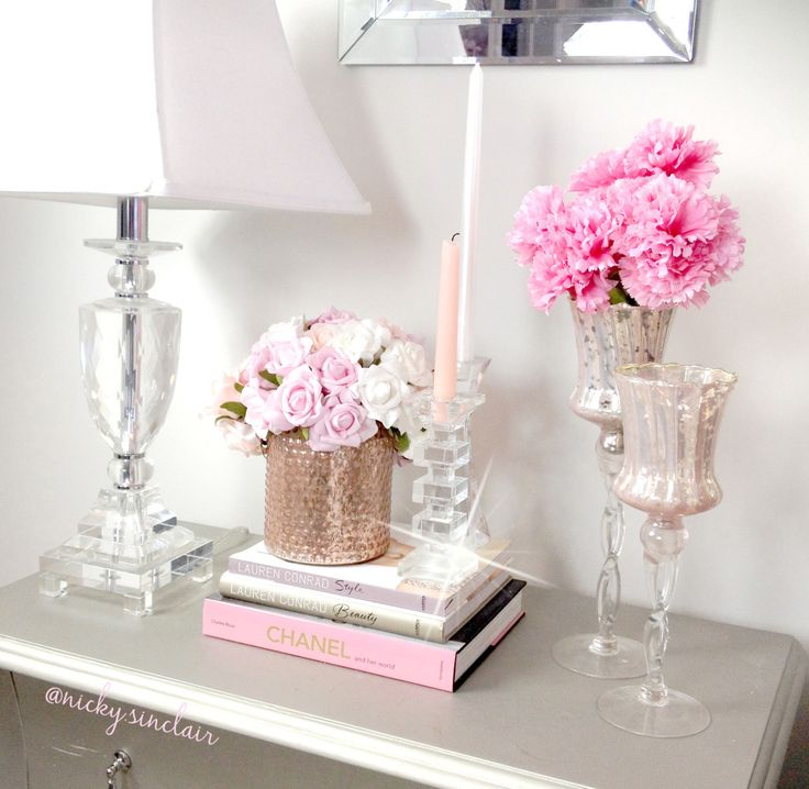 93 Best Images About Glam Rooms On Pinterest