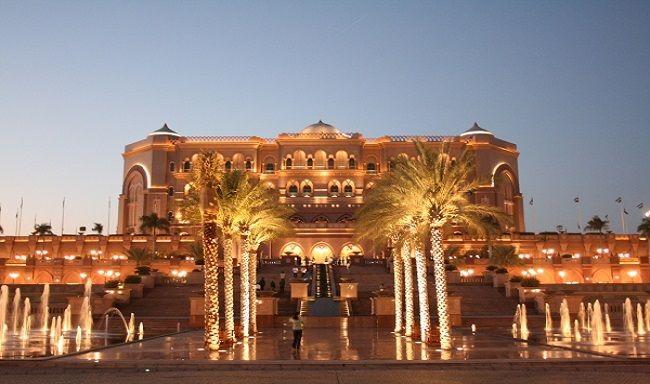 Best #abudhabicitytour deals with pickup & drop off from Dubai provided by http://www.arabiandesertdubai.com/abu-dhabi-city-tour-from-dubai/