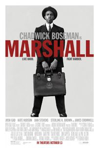 FREE Marshall Movie Tickets at AMC Theaters (1/12-1/15) on http://hunt4freebies.com