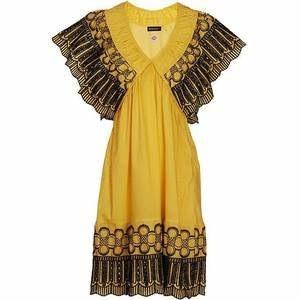 Kegunaan pastel yellow dress