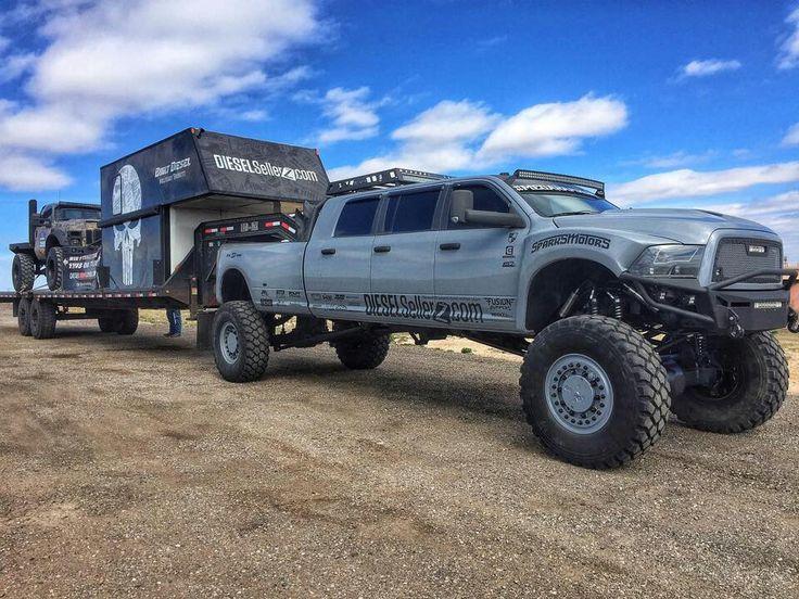 Dodge Ram Cummins Diesel 'Mega Ram Runner'