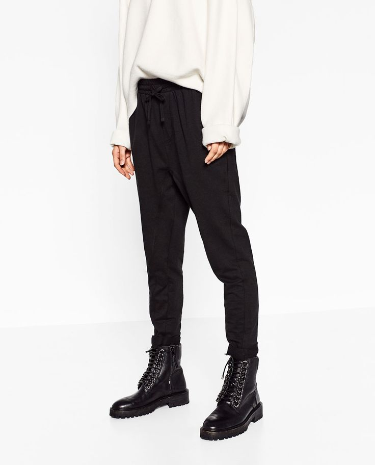 JOGGER TROUSERS-View all-TROUSERS-WOMAN | ZARA United States
