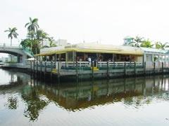Banana Boat in Boynton Beach, Florida. Fun place. Good thing it can't talk lol