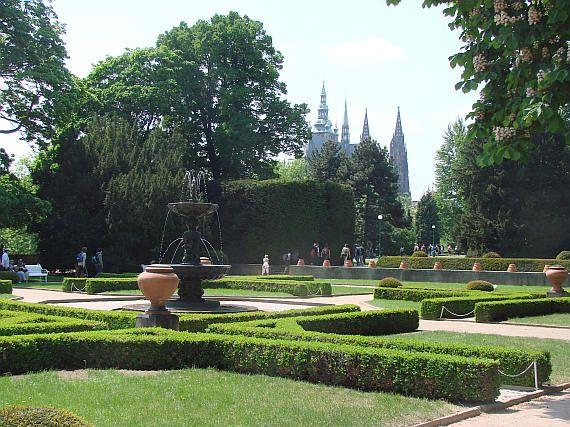 Královská zahrada