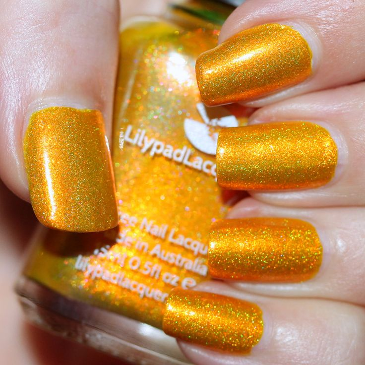 Lilypad Lacquer Harvest Moon