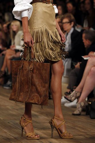 : Ralph Lauren, Fashion Shoes, Cowgirl Fashion, Leather Fringes, Fringes Skirts, Girls Fashion, Cowgirl Rules, Girls Shoes, Leather Bags