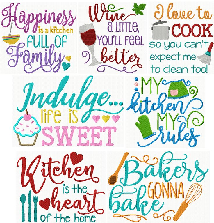 Best kitchen sayings ideas on pinterest