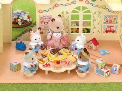 Sylvanian Families Festa Jardim da Infância - Epoch Magia com as melhores…