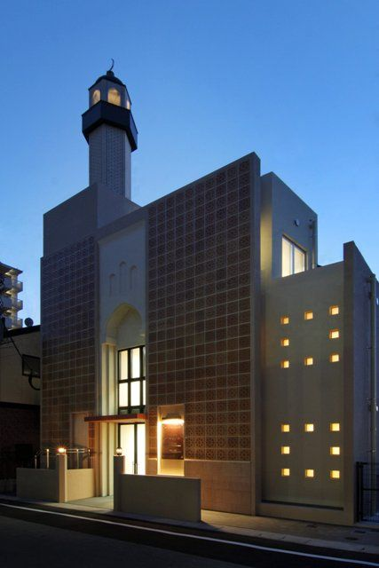 Fukuoka Mosque in Kyushu – Al Nour Islamic Culture Center - Japan | Beautiful Mosques Gallery around the world