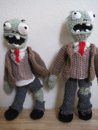 Amigurumi Zombie Pattern : 90 best images about Amigurumi halloween on Pinterest ...
