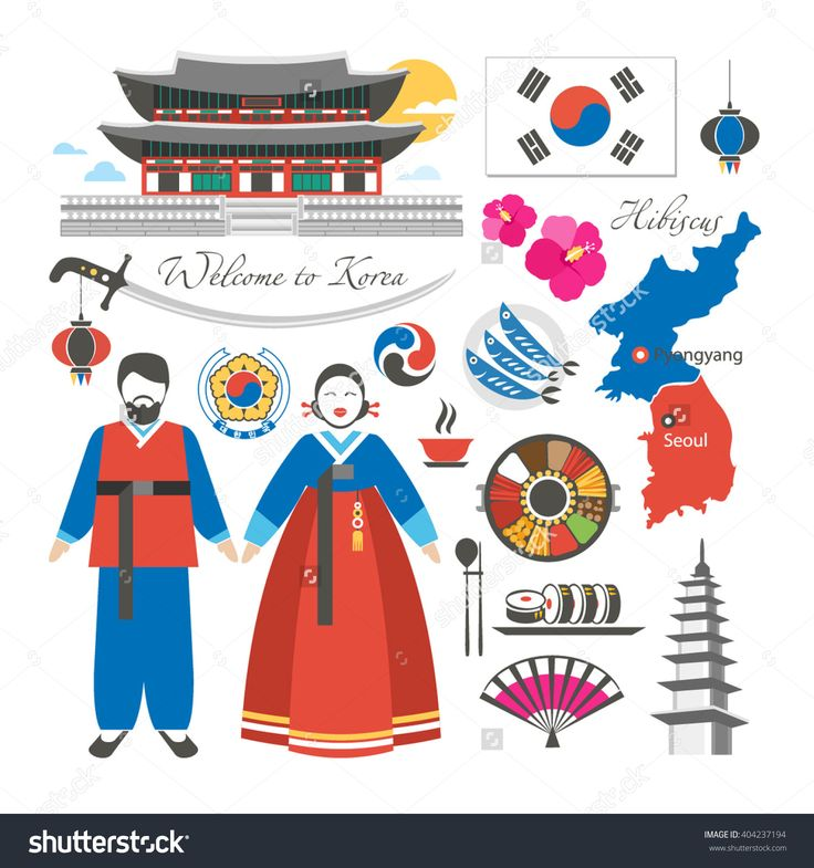 drawing of traditional korean style house - Google Search