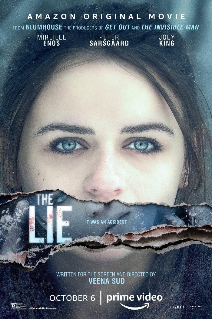 The Lie Prime Video Joey King Crime Movie