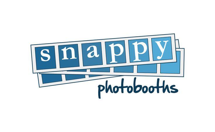 Snappy Photobooths Logo Creative Clarity