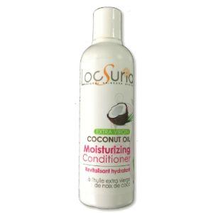 Coconut Oil Moisturizing Conditioner Vegan friendly  -for all hair types-