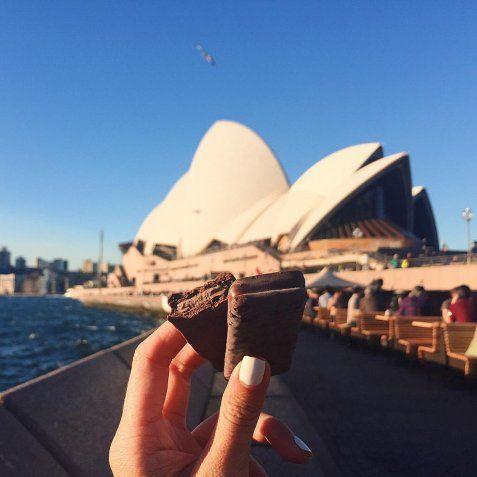 Μαύρη σοκολάτα, Σίδνεϊ, Αυστραλία