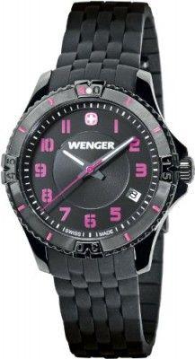 Relógio Wenger 0121.105 Women's Squadron Analog Watch #Relógio #Wenger