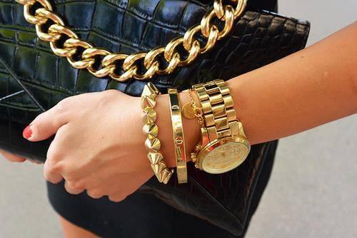 Tudo o que seja gold