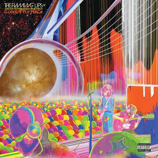 The Flaming Lips - Onboard The International Space Station Concert For Peace [2017] The Flaming Lips - Onboard The International Space Station Concert For Peace Year Of Release: 2017 Genre: Indie Rock, Alternative Format: Flac, Tracks +.cu 2017 Lossless, LOSSLESS The Flaming Lips - Onboard The International Space Station Concert For Peace - WRZmusic