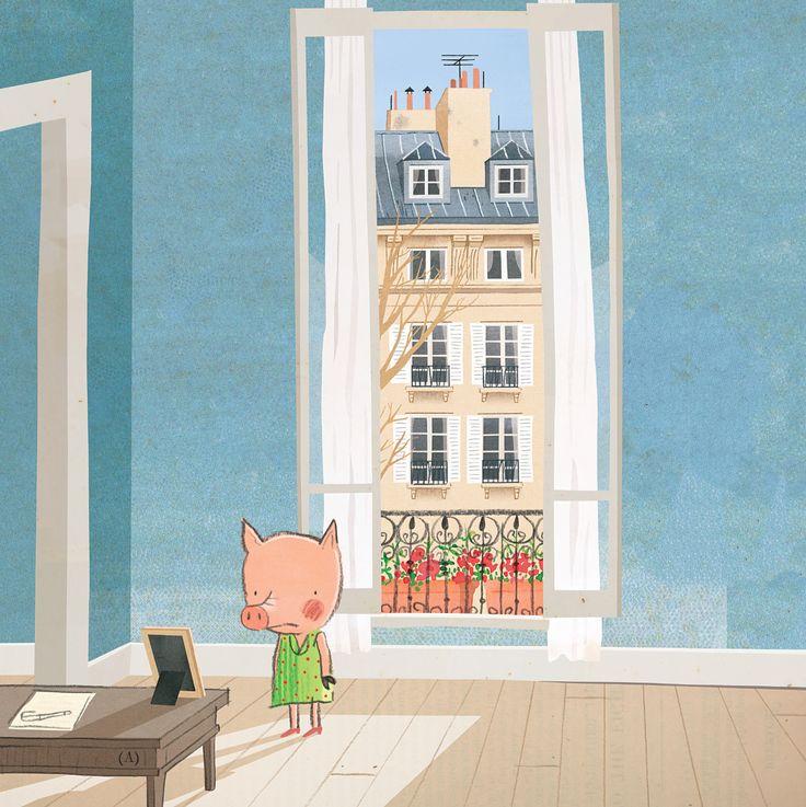 gus gordon, Alice in Paris