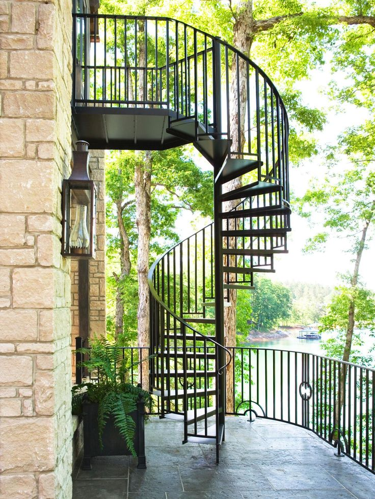 25 best ideas about spiral staircase plan on pinterest for Spiral staircase options
