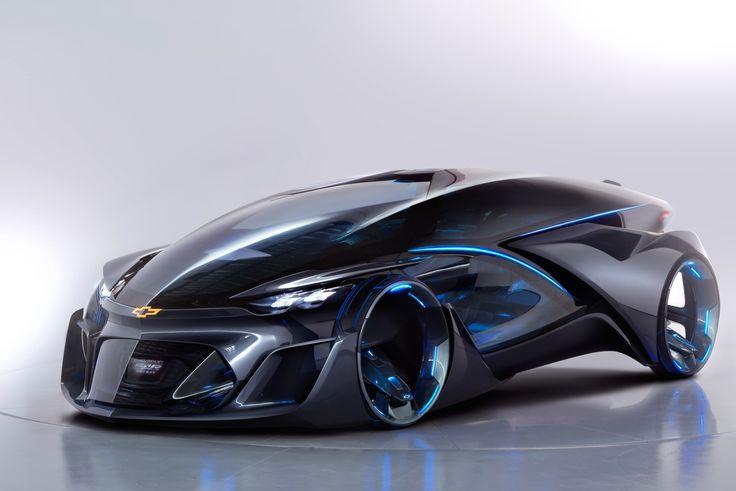 Chevrolet FNR: eléctrico y autónomo.